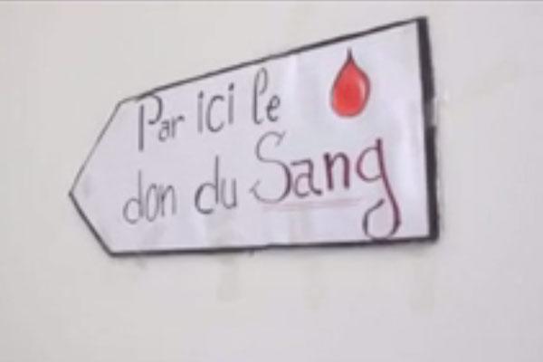 التبرع بالدم بكلية طنجة