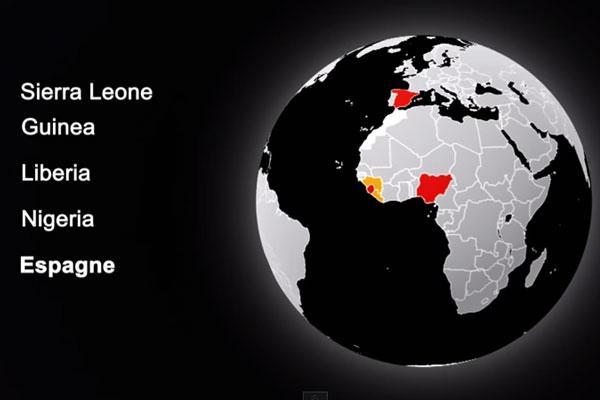 إيبولا مؤامرة مغربية