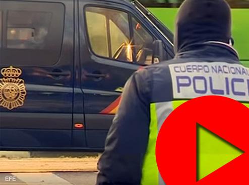 اعتقال مغربي داعشي بإسبانيا