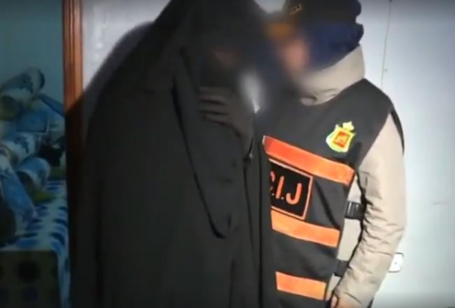 متهمات بالانتماء لداعش