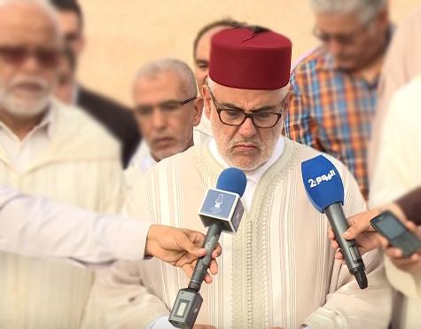 بنكيران: المغاربة يستحقون الديمقراطية