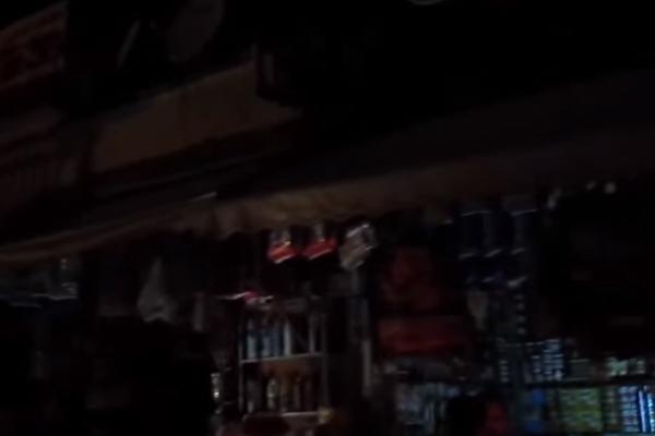 فندق الشجرة تحت الظلام