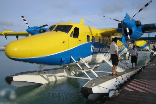 طائرة مائية لربط طنجة وسبتة