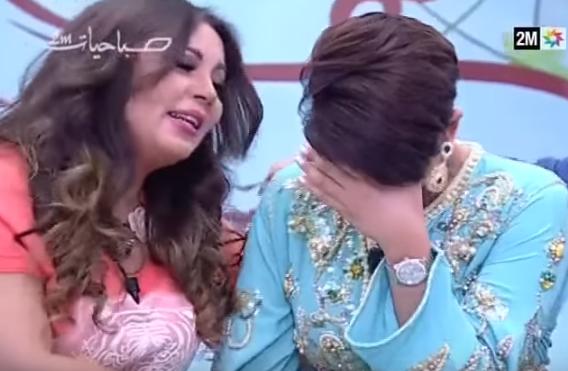 دموع ليلى حديوي