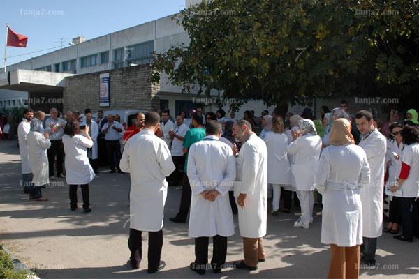 أطباء الدوق دو طوفار وإيبولا
