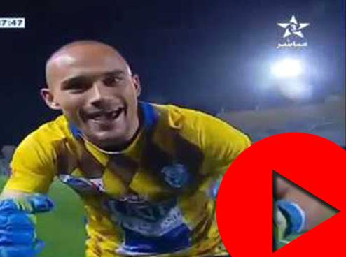 هدف الاتحاد ضد النادي القنيطري