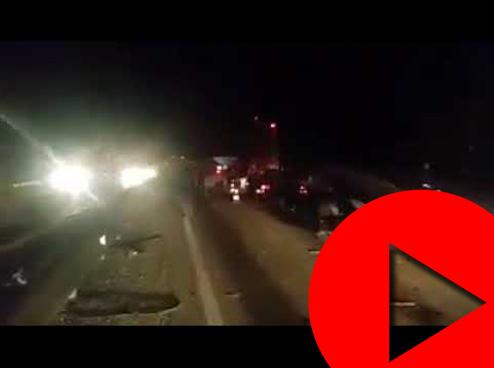 مصرع 6 أشخاص في حادثة سير بين طنجة وأصيلة