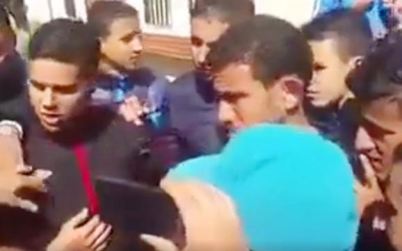 حارس الاتحاد يعتذر عن خطئه