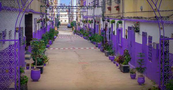 حي الإنعاش يرفع مستوى التحدي بين الأحياء