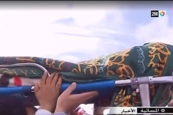 جنازة ميلود الشعبي