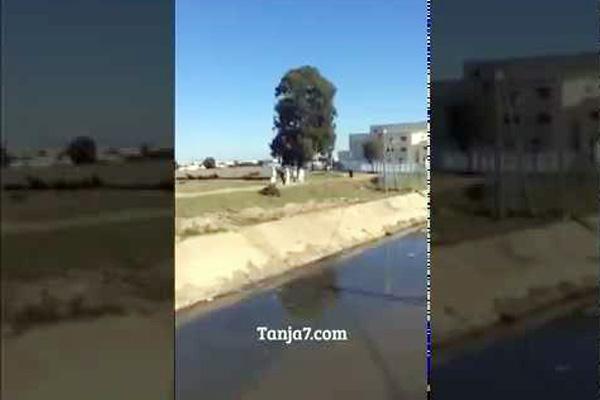 أحياء معزولة في طنجة