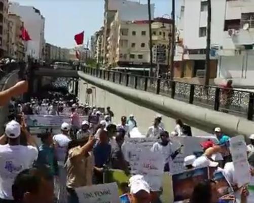 مسيرة البيئة