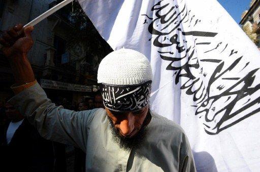 احتجاج السلفيين بسجن طنجة