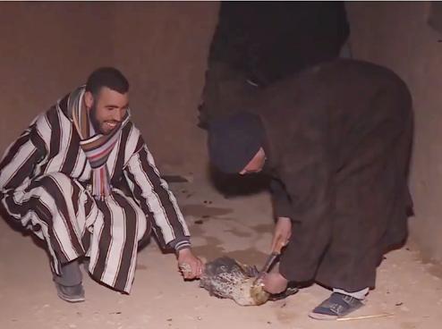 احتفال بالسنة الأمازيغية