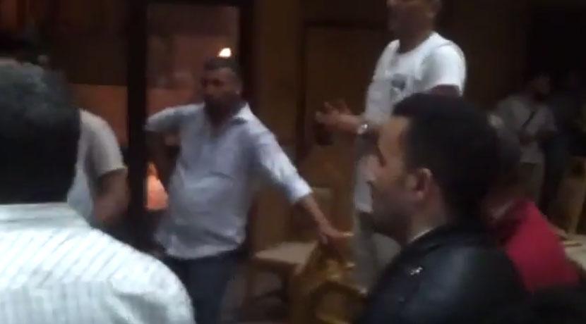 ماذا يحدث في أمانديس