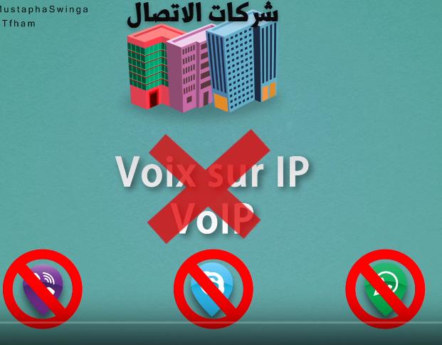 لماذا منع المغرب الصوت عبر بروتوكول الإنترنيت