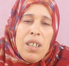 إمرأة تبحث عن أختها المفقودة بعد محاولتها الهجرة انطلاقا من طنجة