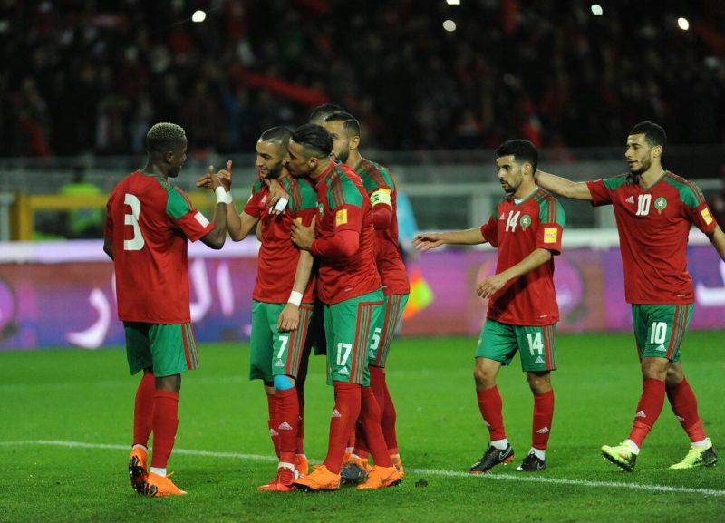 المغرب يهزم صربيا في مباراة ودية (فيديو) - طنجة7