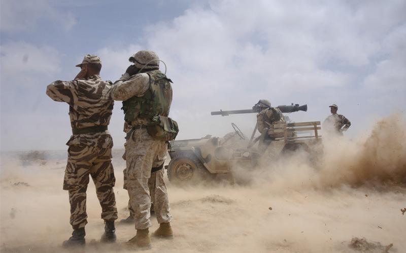 موقع بريطاني: المغرب يهدد الجزائر بالحرب - طنجة7
