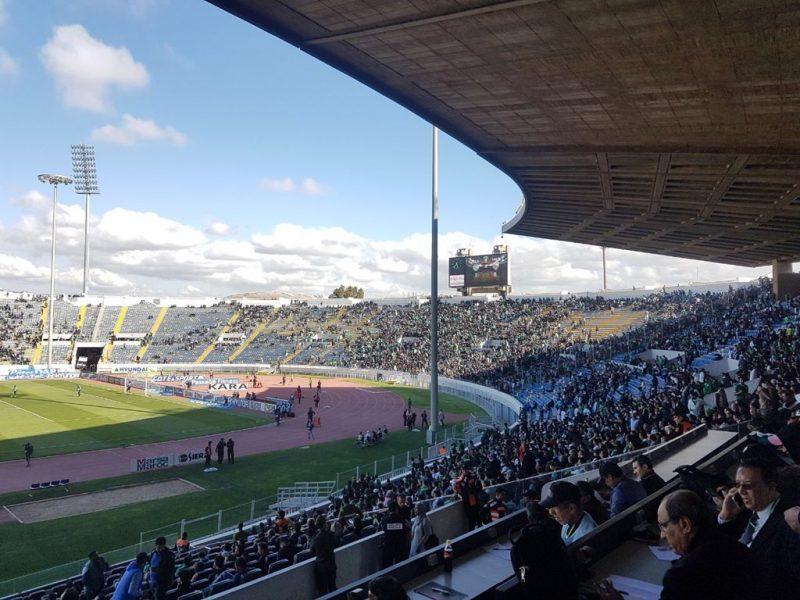 تعادل بين الرجاء والمغرب التطواني - طنجة7