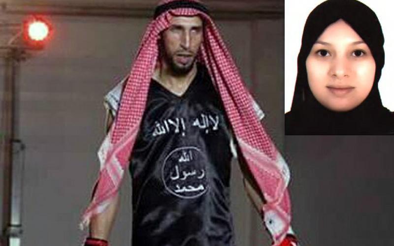إيطاليا تسلّم المغرب زوجة  ملاكم داعش  - طنجة7